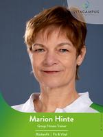 Marion Hinte - Group Fitness Trainer