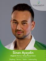 Sinan Ayaydin - Service | Group Fitness Trainer