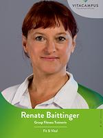 Renate Baittinger - Group Fitness Trainer